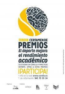 Nueva convocatoria en marcha de Premios a los mejores Estudiantes Deportivos de Corella
