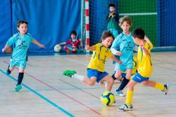 Inscripciones abiertas para el I Torneo 3x3 de fútbol sala (escolar y absoluto)