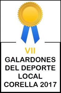 Hasta el 1 de julio, presentación candidaturas VII Galardones Deporte Local Corella 2017