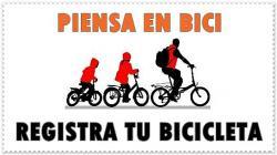 Es el momento para que registres tu bicicleta
